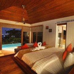 Отель Korsiri Villas 4* Вилла Премиум с различными типами кроватей фото 40