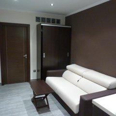 Отель Pensión Astigarraga Эрнани комната для гостей
