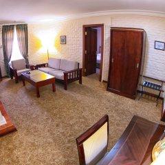 Sharq Hotel 3* Улучшенные апартаменты с различными типами кроватей фото 2