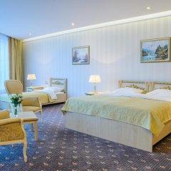 Гостиница SK Royal Москва 4* Семейный номер Делюкс с различными типами кроватей фото 2