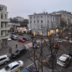 Апартаменты Byron Apartments балкон