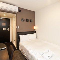 Отель Sotetsu Fresa Inn Nihombashi-Ningyocho 3* Стандартный номер с двуспальной кроватью фото 2