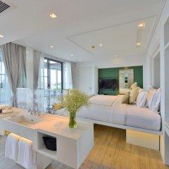 Отель Riva Arun Bangkok 4* Номер Делюкс с различными типами кроватей фото 30