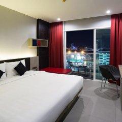 At Patong Hotel 4* Номер Делюкс двуспальная кровать фото 19