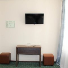 Гостиница Алмаз Номер Эконом с разными типами кроватей фото 11
