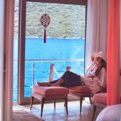 The Doria Hotel Yacht Club Kas Турция, Патара - отзывы, цены и фото номеров - забронировать отель The Doria Hotel Yacht Club Kas онлайн комната для гостей фото 3