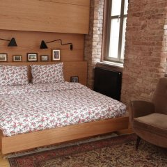 Отель 5 Floors Istanbul Стандартный номер с различными типами кроватей фото 3