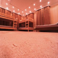 Гостиница Майкоп Сити Кровать в общем номере с двухъярусной кроватью фото 29