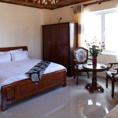 Отель Villa Du Lac 2* Номер Делюкс фото 4