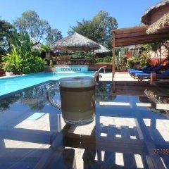 Отель Edena Kely бассейн фото 2