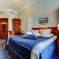 Бутик-Отель Золотой Треугольник 4* Стандартный номер с двуспальной кроватью фото 20