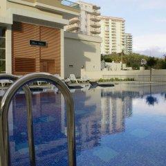 Отель Blue Shine бассейн