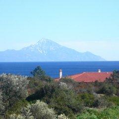 Отель Kortiri Studios Аристотелес пляж