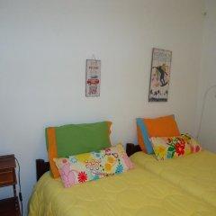 Отель A Casa dos Padrinhos Стандартный номер двуспальная кровать фото 2
