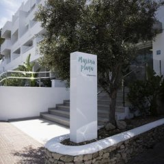 Hotel Apartamentos Marina Playa - Adults Only парковка