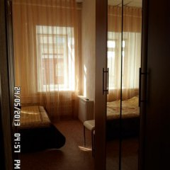 Хостел Апельсин Стандартный номер с двуспальной кроватью фото 4