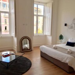 Отель Lisbon Check-In Guesthouse 3* Люкс повышенной комфортности с различными типами кроватей