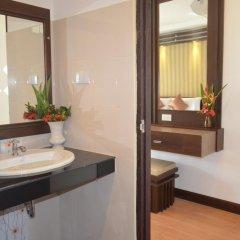 Отель Lanta Nice Beach Resort 3* Улучшенный номер фото 10