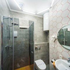 Гостиница Beehive Hotel Odessa Украина, Одесса - 1 отзыв об отеле, цены и фото номеров - забронировать гостиницу Beehive Hotel Odessa онлайн ванная фото 2