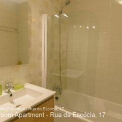Отель Akisol Vilamoura Village Португалия, Виламура - отзывы, цены и фото номеров - забронировать отель Akisol Vilamoura Village онлайн ванная