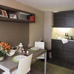 Отель Aparthotel Adagio Marseille Vieux Port 4* Студия с различными типами кроватей фото 7