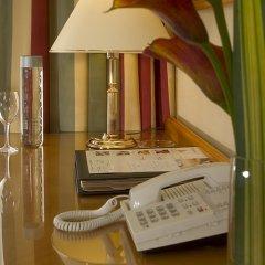 Гостиница Марриотт Москва Гранд 5* Номер Делюкс с различными типами кроватей фото 4