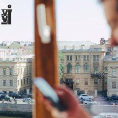 Гостиница SolHostel балкон
