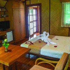 Отель Sunset Village Beach Resort 4* Коттедж с различными типами кроватей фото 2
