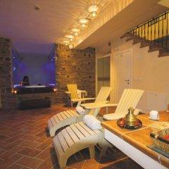 Hotel Sole Mio сауна