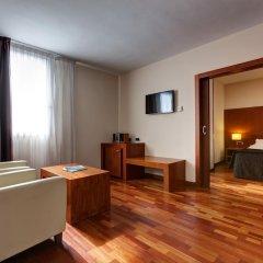 Отель Acevi Villarroel 4* Полулюкс с двуспальной кроватью фото 4