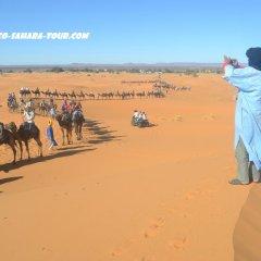Отель Erg Chebbi Camp Марокко, Мерзуга - отзывы, цены и фото номеров - забронировать отель Erg Chebbi Camp онлайн пляж фото 2