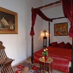 Отель Riad Safar Марокко, Марракеш - отзывы, цены и фото номеров - забронировать отель Riad Safar онлайн комната для гостей фото 3