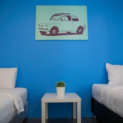Varinda Hostel Стандартный номер 2 отдельные кровати фото 9