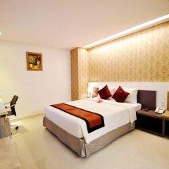 Sun Flower Luxury Hotel 3* Улучшенный номер с различными типами кроватей фото 2