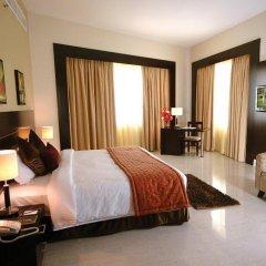Landmark Hotel Riqqa 4* Представительский номер с различными типами кроватей фото 4