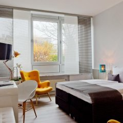 Отель Arthotel ANA Munich Messe 3* Стандартный номер с различными типами кроватей
