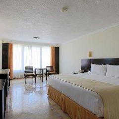 Отель Krystal Cancun Мексика, Канкун - 2 отзыва об отеле, цены и фото номеров - забронировать отель Krystal Cancun онлайн комната для гостей фото 9