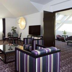 Steigenberger Hotel Herrenhof Wien 4* Улучшенный номер с двуспальной кроватью фото 2