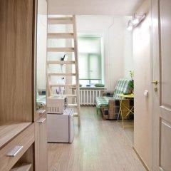 Гостиница Lucky House Апартаменты с различными типами кроватей фото 7