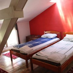 Gramophone Hostel Стандартный номер с различными типами кроватей