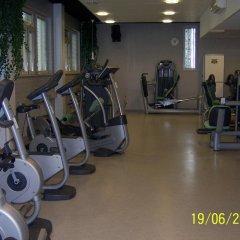 Отель Vetrea Accommodation Йоенсуу фитнесс-зал