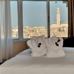 Kenzi Basma Hotel 4* Люкс с различными типами кроватей фото 4
