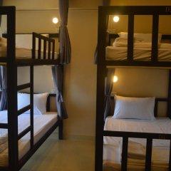 Chang Hostel Кровать в мужском общем номере с двухъярусной кроватью фото 8