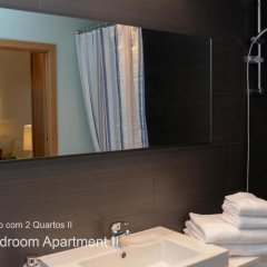 Отель Akicity Campolide In ванная