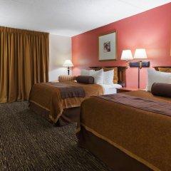 Отель Chicago Club Inn & Suites 3* Стандартный номер с 2 отдельными кроватями