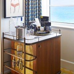 Отель The Confidante - in the Unbound Collection by Hyatt 4* Стандартный номер с различными типами кроватей фото 24
