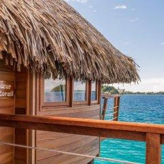 Hotel Maitai Polynesia 3* Бунгало с различными типами кроватей фото 19