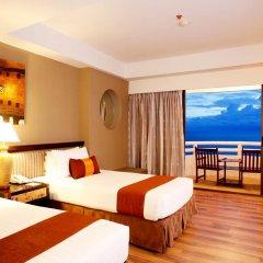Отель D Varee Jomtien Beach 4* Номер Делюкс с различными типами кроватей