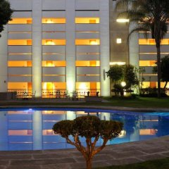 Отель InterContinental Presidente Puebla бассейн фото 3