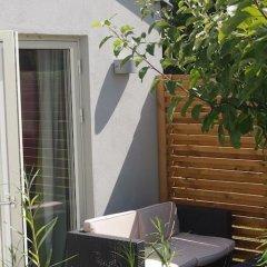 Отель Garden House and Rooms Швеция, Лунд - отзывы, цены и фото номеров - забронировать отель Garden House and Rooms онлайн балкон